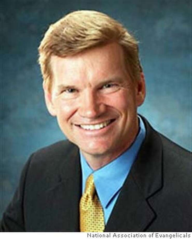 Ted Haggard, the president of the U.S. National Association of Evangelicals, is pictured in this undated photograph. Haggard resigned on November 2, 2006 after being accused of having a sexual relationship with a male escort. Haggard, who denied the accusation, also temporarily stepped down as senior pastor of the New Life Church in Colorado Springs, the church said in a statement. NO ARCHIVES REUTERS/National Association of Evangelicals/Handout (UNITED STATES) Photo: HO