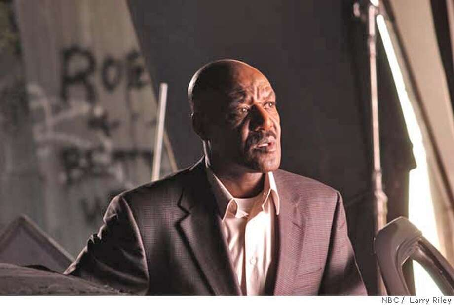 "KIDNAPPED -- Episode 105 ""My Heart Belongs To Daddy"" -- Pictured: Delroy Lindo as Latimer King -- NBC Photo: Larry Riley FOR EDITORIAL USE ONLY -- NOT FOR RESALE -- DO NOT ARCHIVE Photo: Larry Riley"