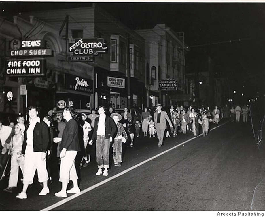 san francisco halloween started as a kids costume contest then fleeing the fun many castro residents who once relished halloween now avoid it