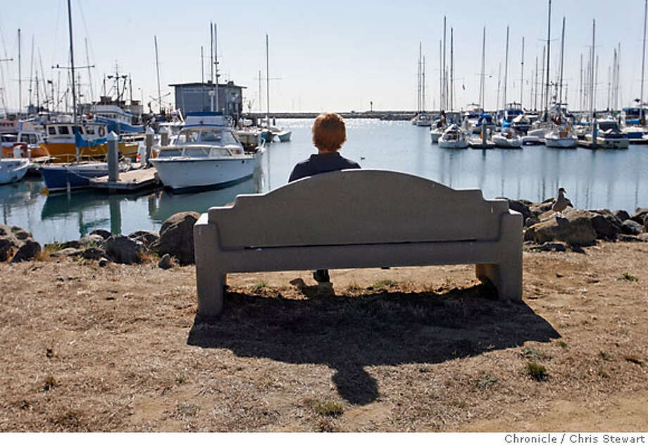 streetdate02_243_cs.jpg The featured Street Date street is Capistrano Road in Princeton by the Sea. A enjoys the sun on a bench above Pillar Point Harbor. The harbor is next to Capistrano Road as it winds its way through Princeton by the Sea, a tiny hamlet edging the Pillar Point Harbor and the Pacific Ocean. Chris Stewart / The Chronicle Princeton by the Sea, Capistrano Road, Ninety-Six Hours Photo: Chris Stewart