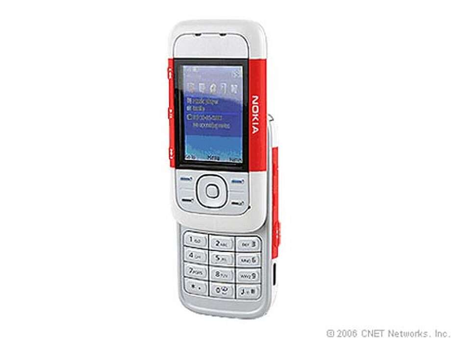 Unleash yourself with unlocked phones - Nokia 5300 xpress music Photo: CNET