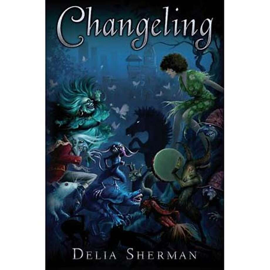 """Changeling"" by Delia Sherman"