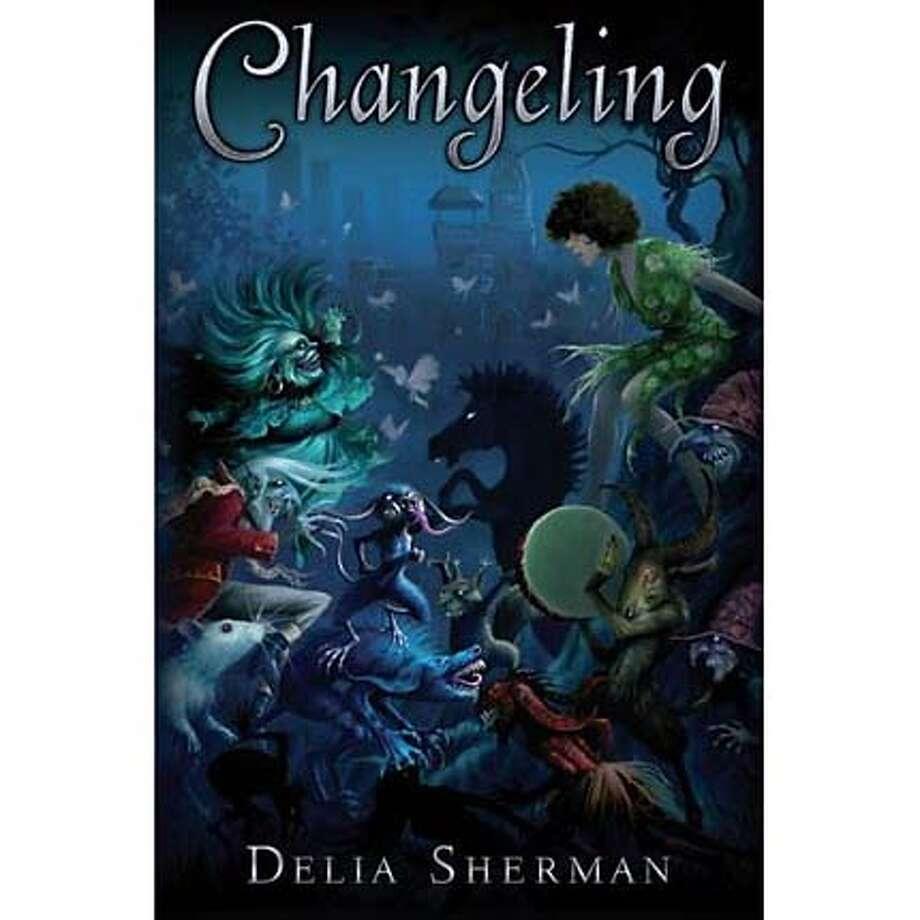 """""""Changeling"""" by Delia Sherman"""