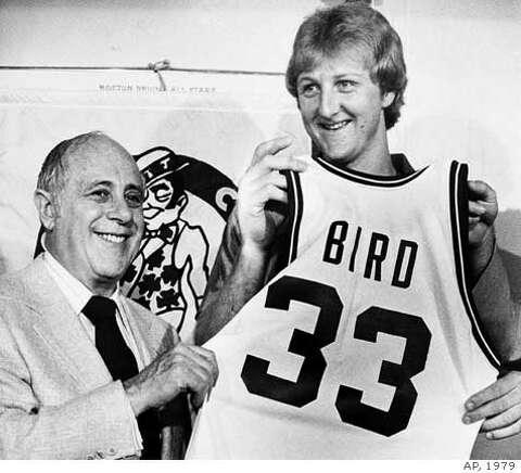 4589a0ea1 RED AUERBACH  1917-2006   NBA legend dies at age 89 - SFGate