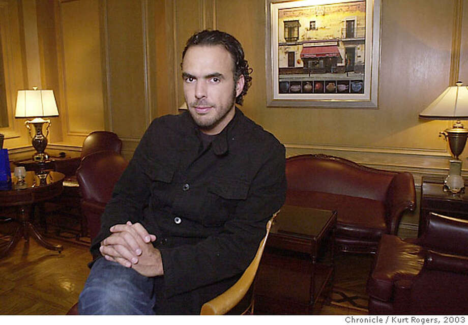 Mexican film maker Alejandro Gonzalez.INARRITU_kr012.JPG Event on 11/14/03 in San Francisco. KURT ROGERS / The Chronicle MANDATORY CREDIT FOR PHOTOG AND SF CHRONICLE/ -MAGS OUT Photo: KURT ROGERS