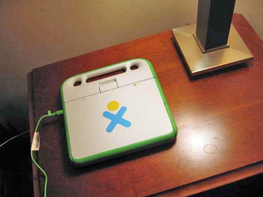 OLPC's XO-1