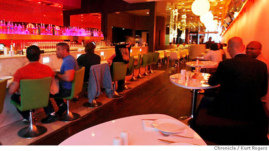 LIME a bar/lounge in the Castro .  KURT ROGERS/THE CHRONICLE SAN FRANCISCO THE CHRONICLE  SFC BARBITES26_0080_kr.jpg Photo: KURT ROGERS/THE CHRONICLE