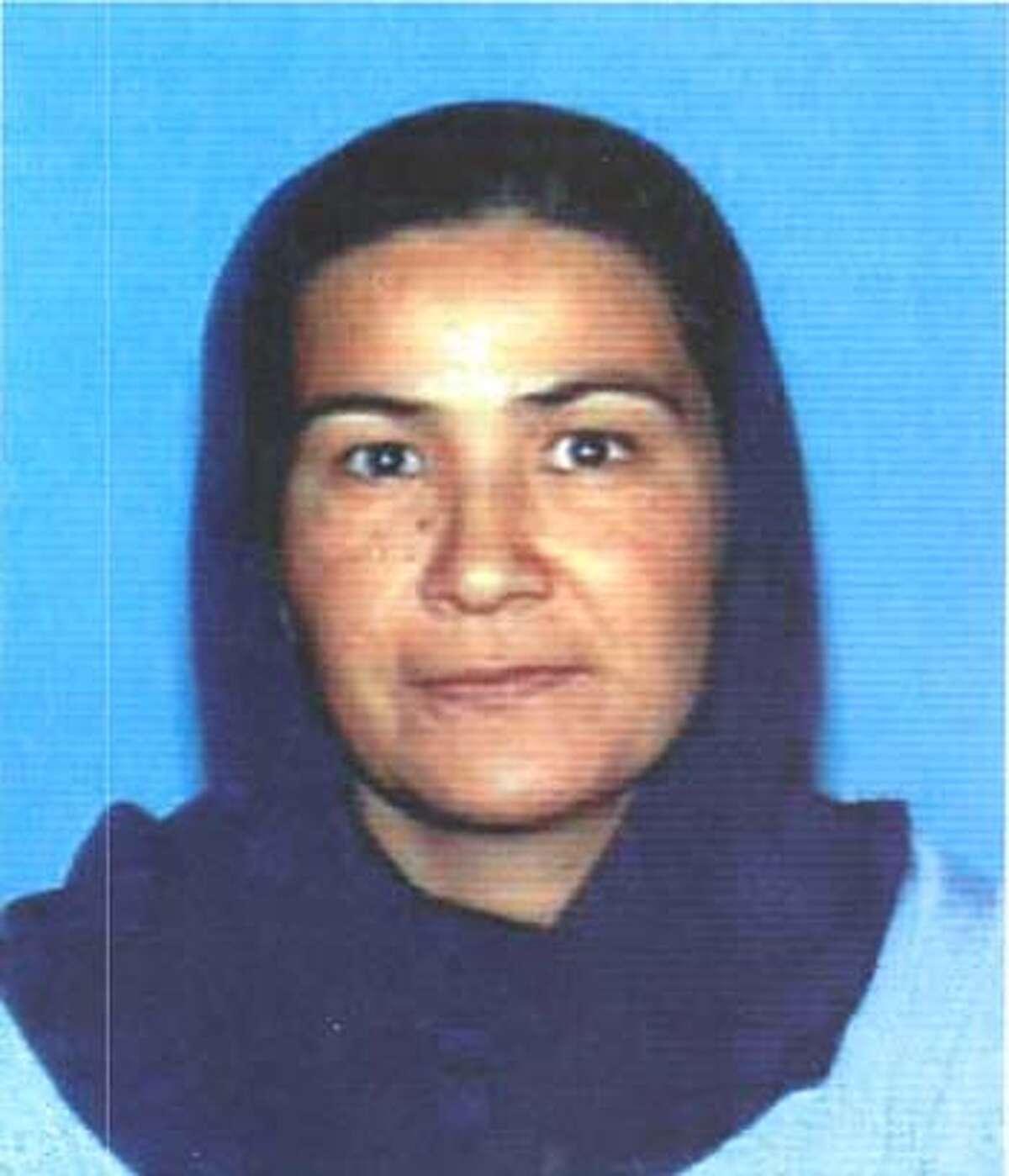 DMV photo of Alia Ansari. Credit: Courtesy of DMV