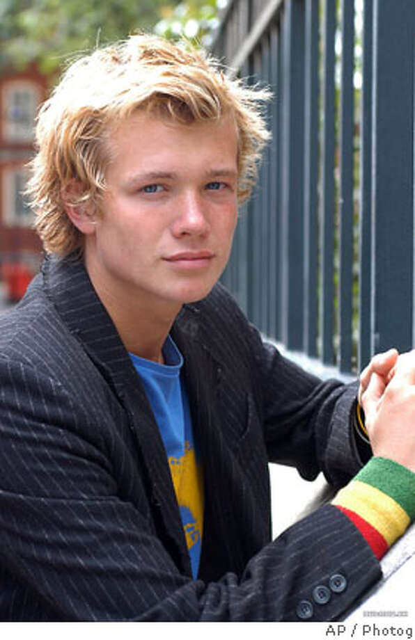 "Photo of actor Edward Speleers, star of the movie ""Eragon.""  Ran on: 10-22-2006  Edward Speleers, star of &quo;Eragon,&quo; blew his audition but got a callback anyway and landed the part. Photo: Ho"