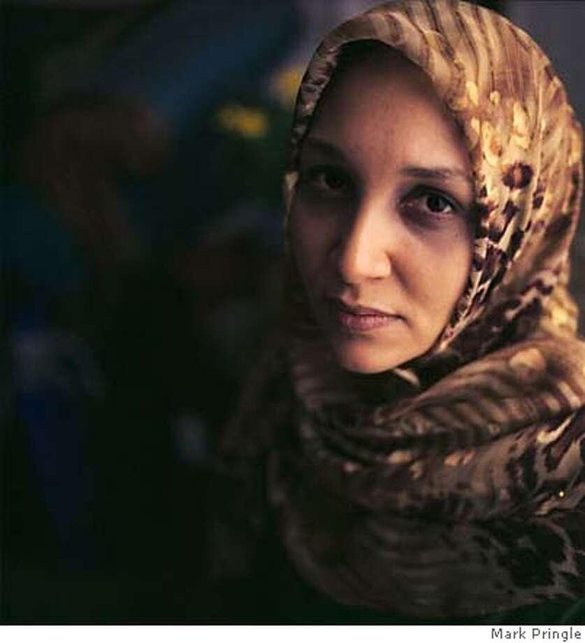 Leila Aboulela. Photo by Mark Pringle