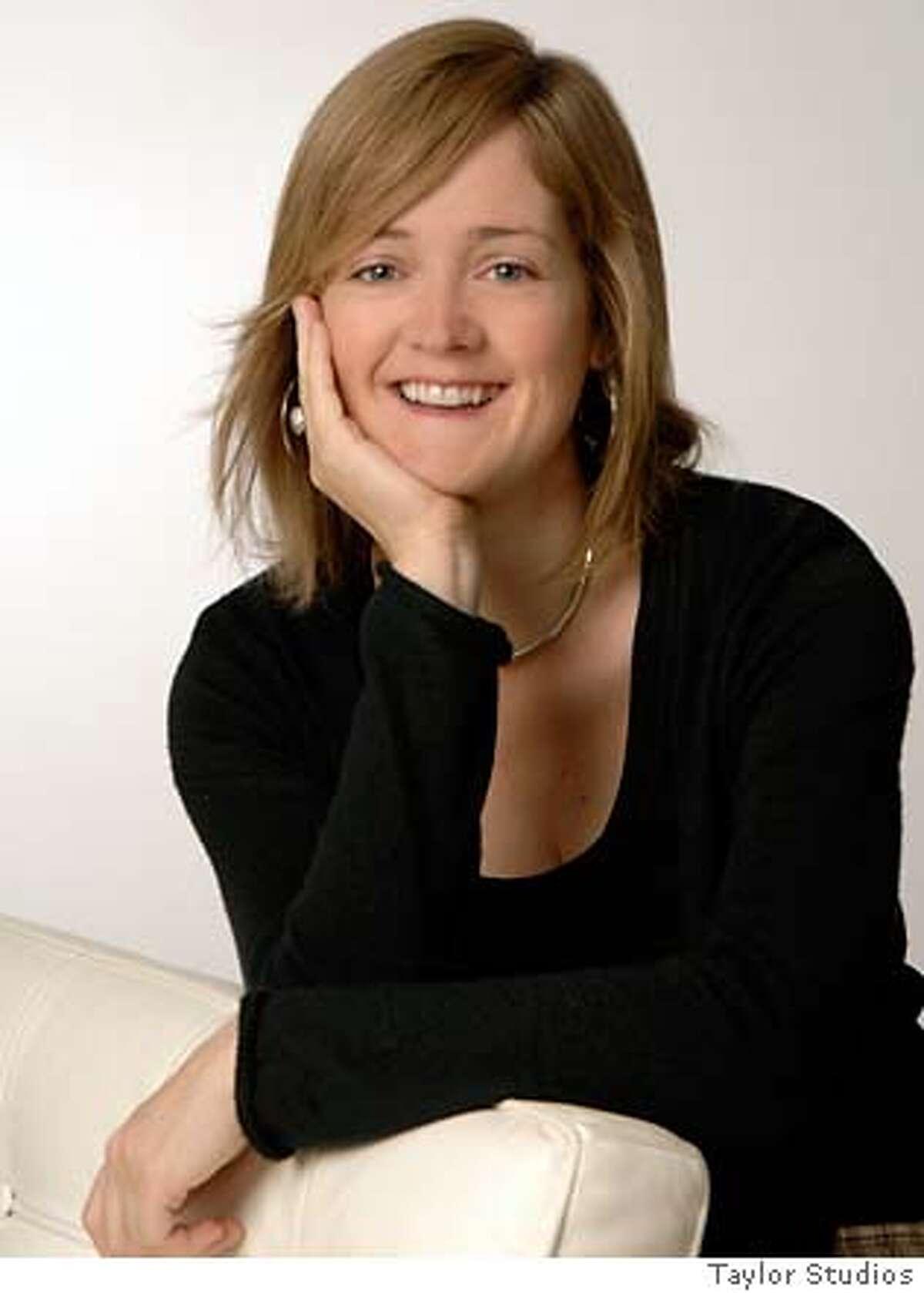 Samantha King, author of