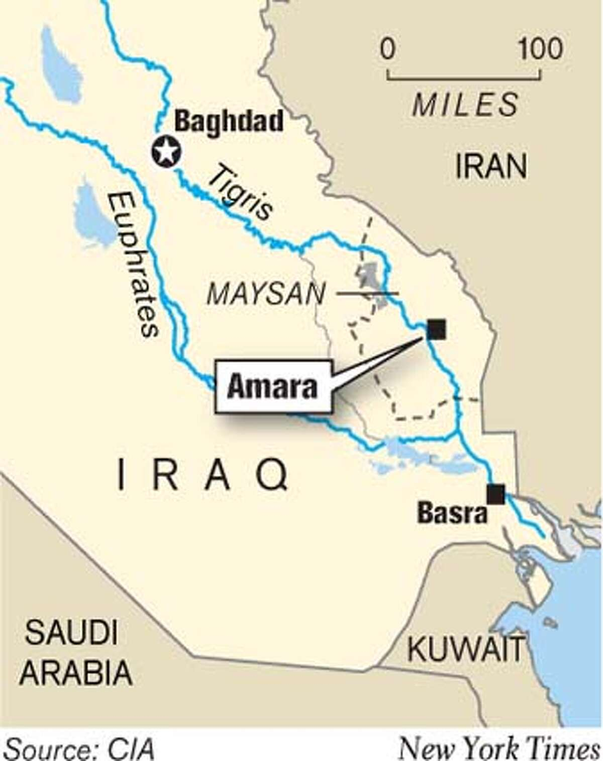 Amara. New York Times Graphic