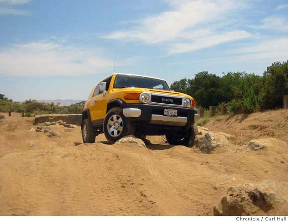 2007 Toyota FJ Cruiser 4x4 SUV Photo by Carl Hall/The Chronicle Photo: Carl Hall/The Chronicle