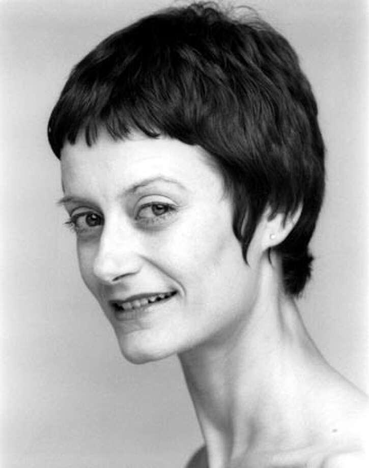 Photo of San Francisco Ballet Principle Dancer Muriel Maffre. Photo: Ho