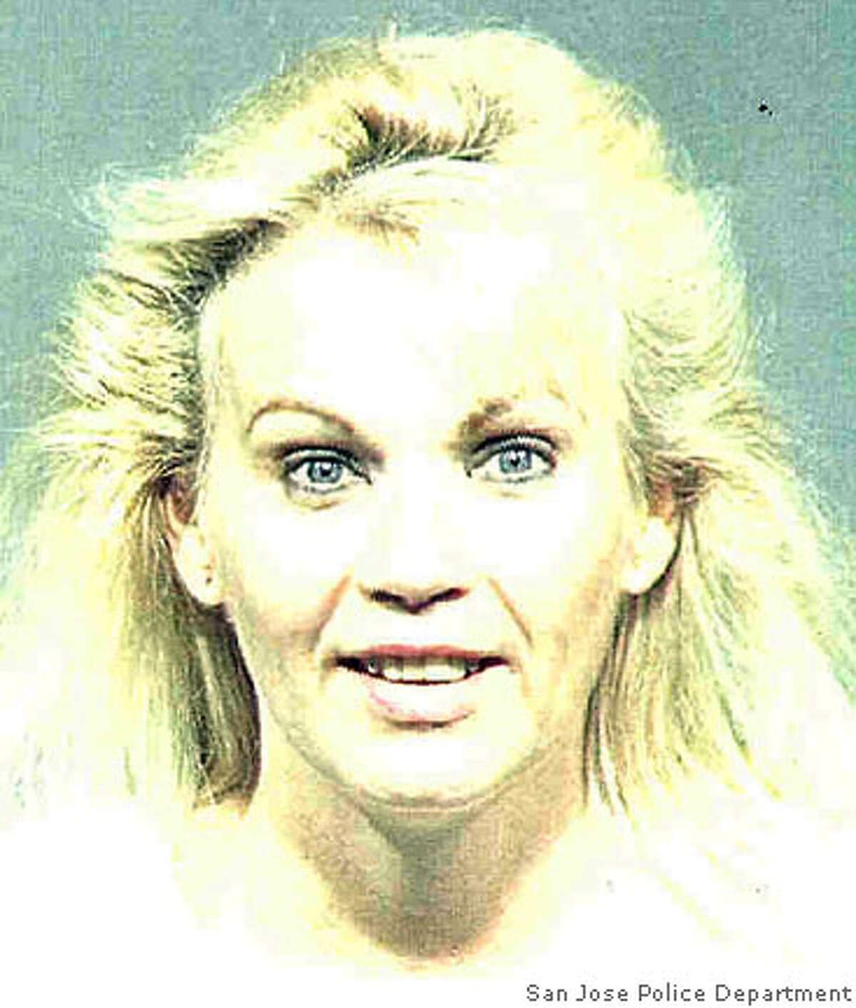 Susan Hjeltness, her son and a companion to posed as real estate buyers, police say. Photo courtesy of San Jose Police Department
