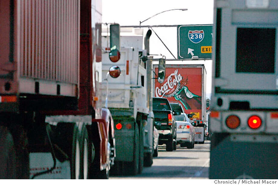 Overall, American motorists are stuck in traffic about 5 percent more  