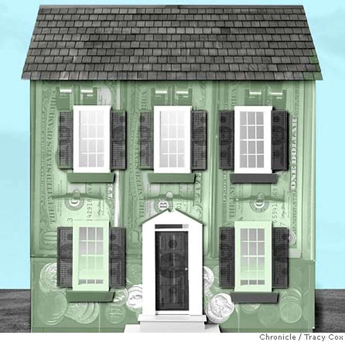 Rental market is red-hot. Chronicle illustration by Tracy Cox