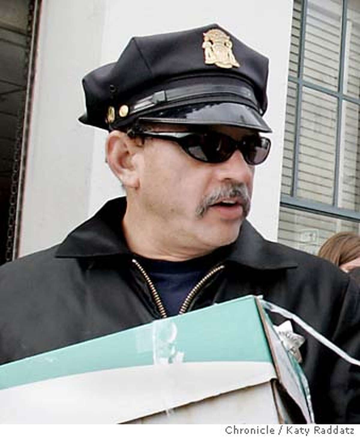 San Francisco Police officer Kevin Martin.