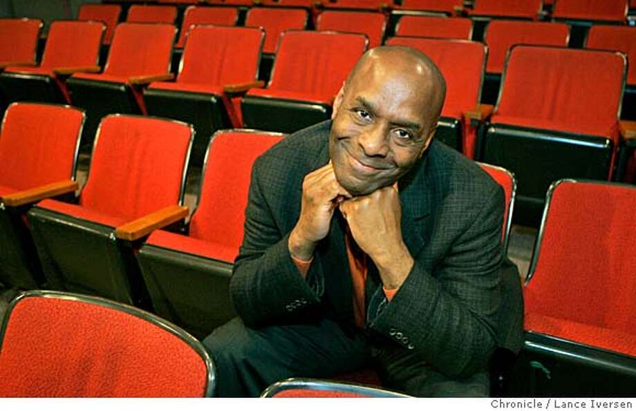 JA_SIMPSON_0042.JPG  Thomas Robert Simpson is the founder and artistic Director of the AfroSolo Theatre Company and AfroSolo Arts Festival. He has recently won a Jefferson award. SEPTEMBER 27, 2006 in SAN FRANCISCO.  By Lance Iversen/San Francisco Chronicle MANDATORY CREDIT PHOTOG AND SAN FRANCISCO CHRONICLE/ MAGS OUT Photo: By Lance Iversen