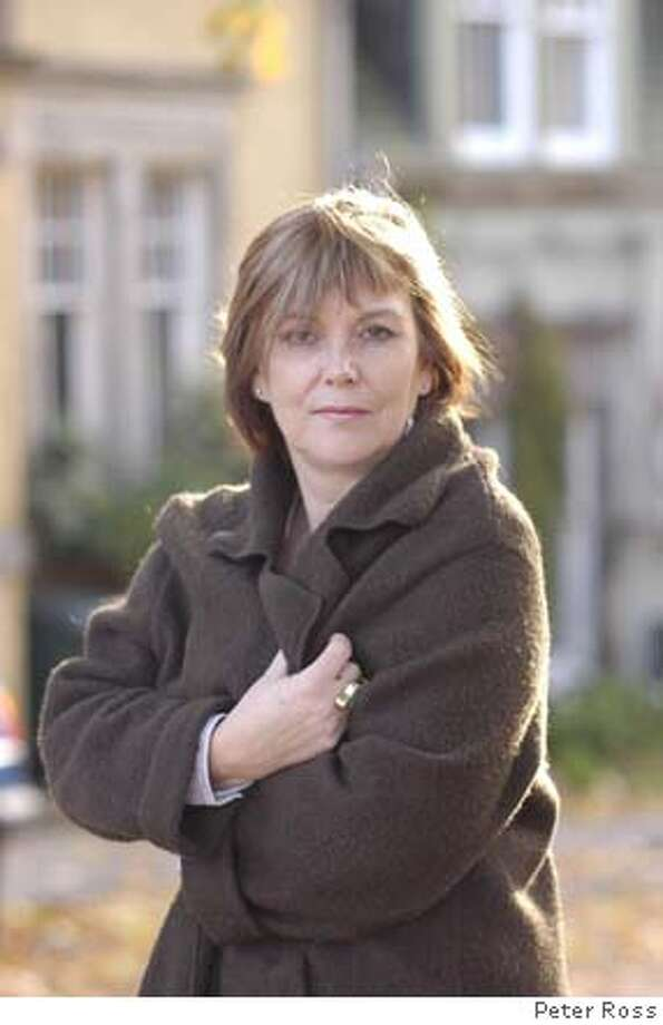 """Kate Atkinson, author of """"One Good Turn""""  FOR USE WITH BOOK REVIEW ONLY Photo: Peter Ross"""