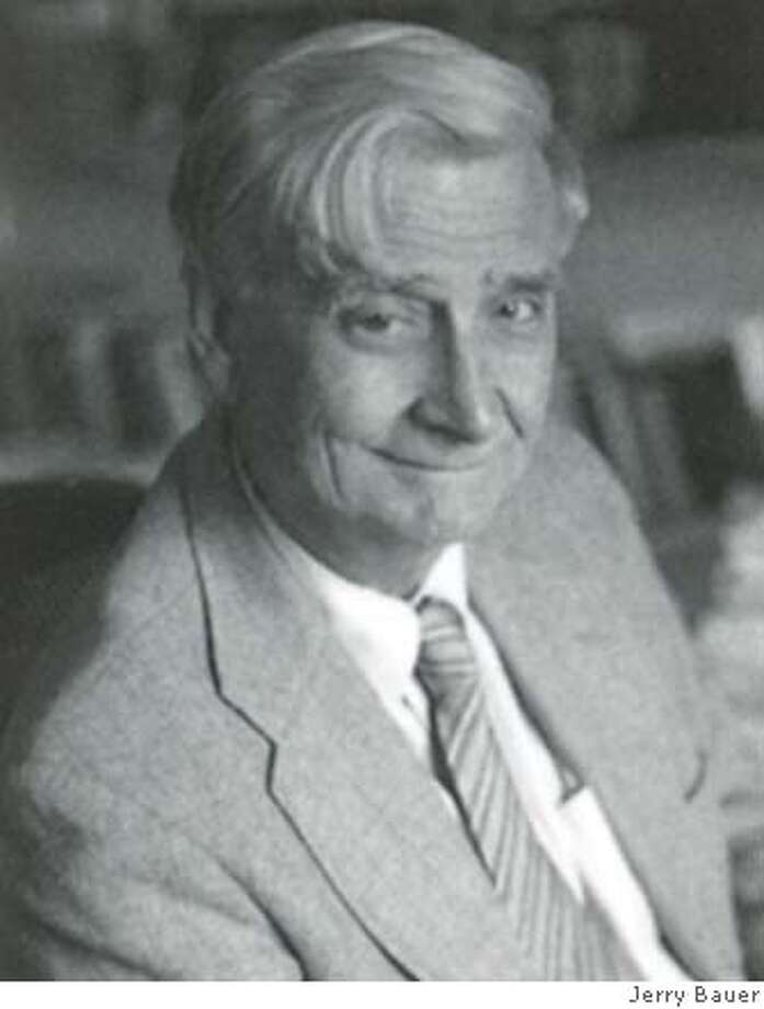 E.O. Wilson. Photo by Jerry Bauer