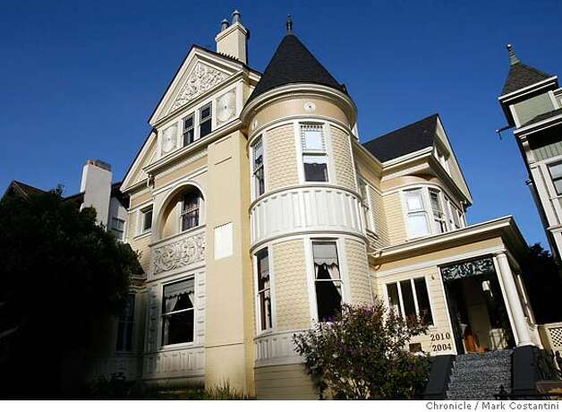 Pre quake mansions as modern homes victorian alliance for San francisco mansion tour