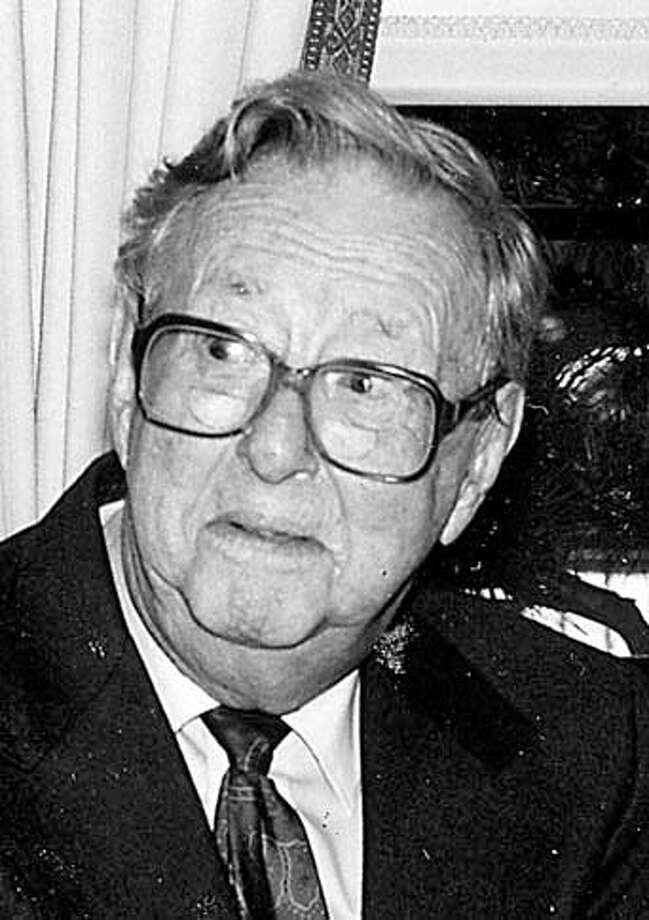 Obituary photo of Maurice Sands. Photo: N