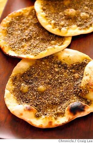 Flat out simple the trail of mediterranean flatbreads for Anissa helou lebanese cuisine