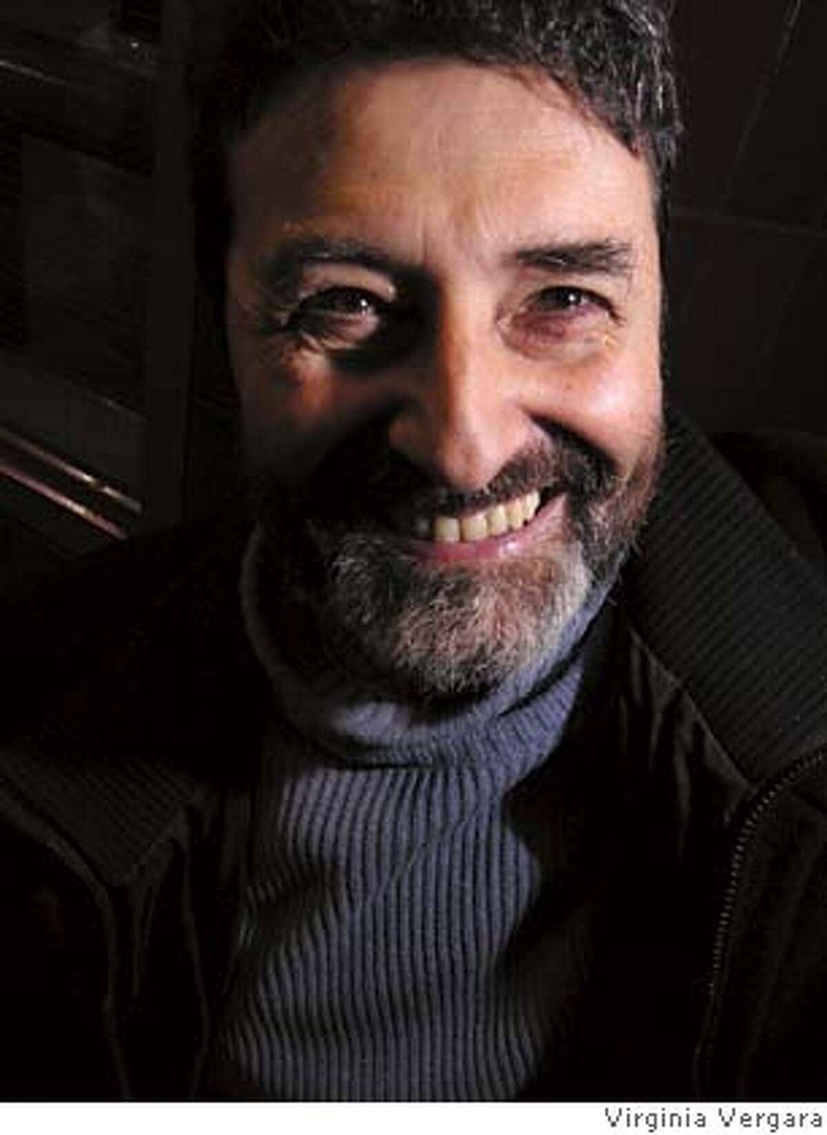 Photo of Camilo Jose Vergara. Photo by Virginia Vergara