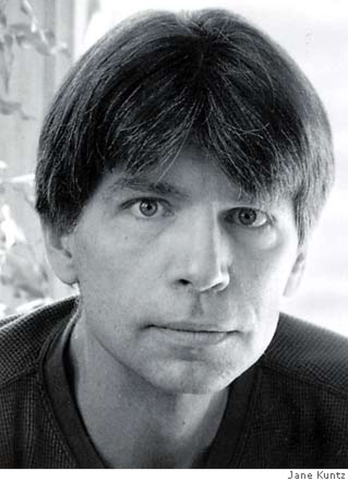 Richard Powers. Photo by Jane Kuntz