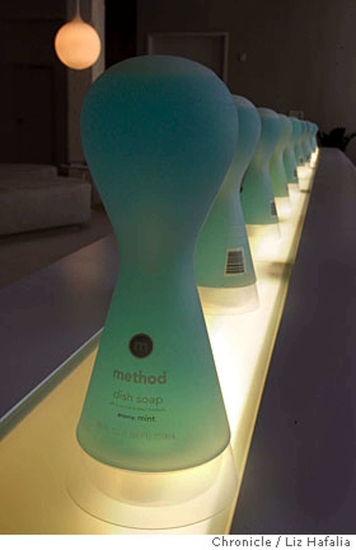 Method Home, a San Francisco cleaning-products company that was recently named the 7th fastest-growing private firm in America by Inc. magazine. . Liz Hafalia/The Chronicle