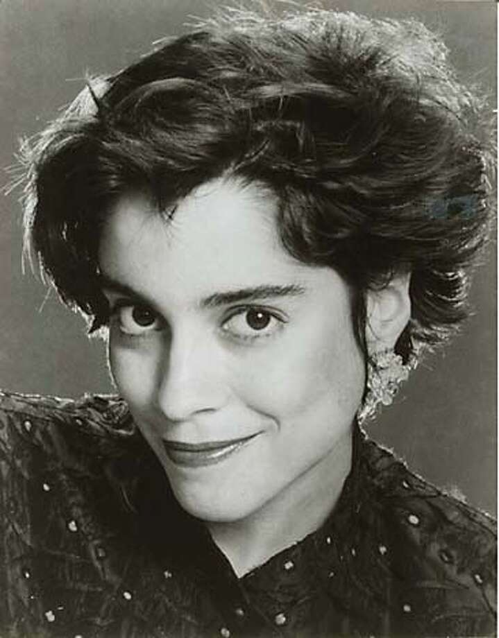 Marga Gomez: In 1985, she was a newcomer. Photo by Ken James