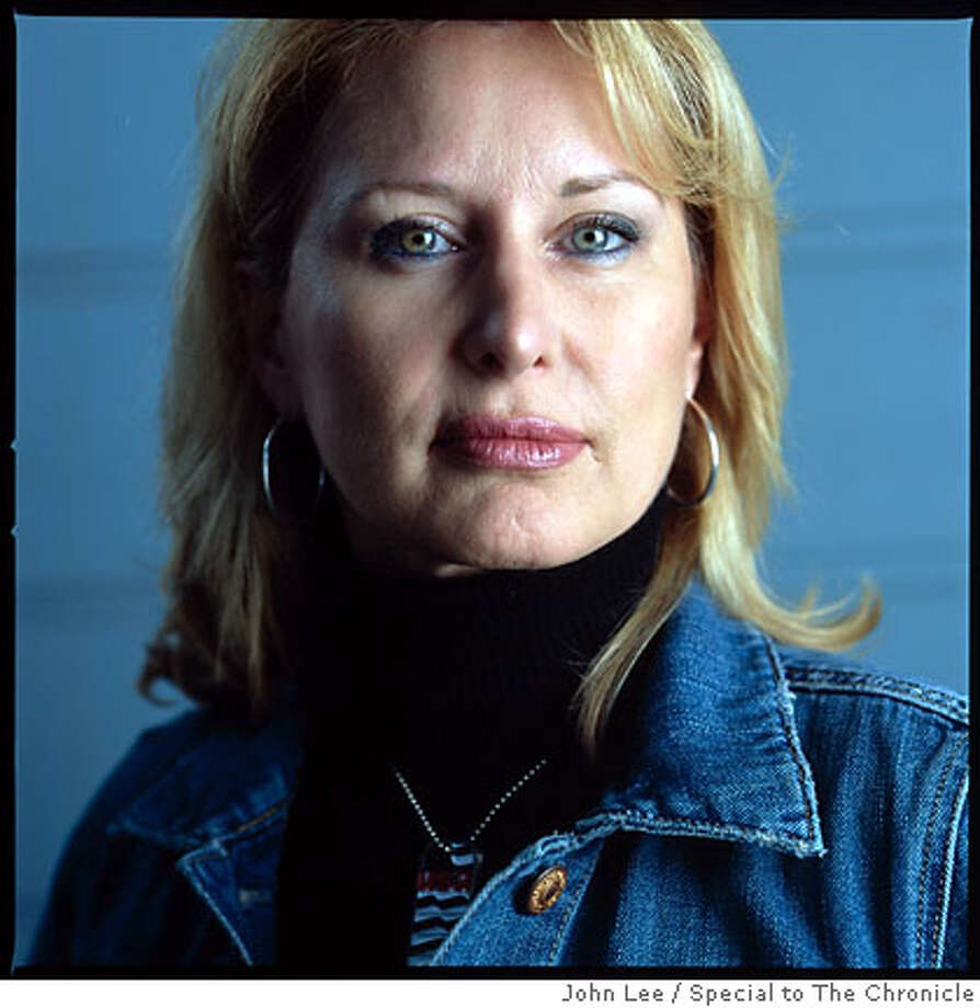 SEPT 5 - KSFO conservative radio personality Melanie Morgan, photographed in her home in Greenbrae. By JOHN LEE/SPECIAL TO THE CHRONICLE Photo: JOHN LEE