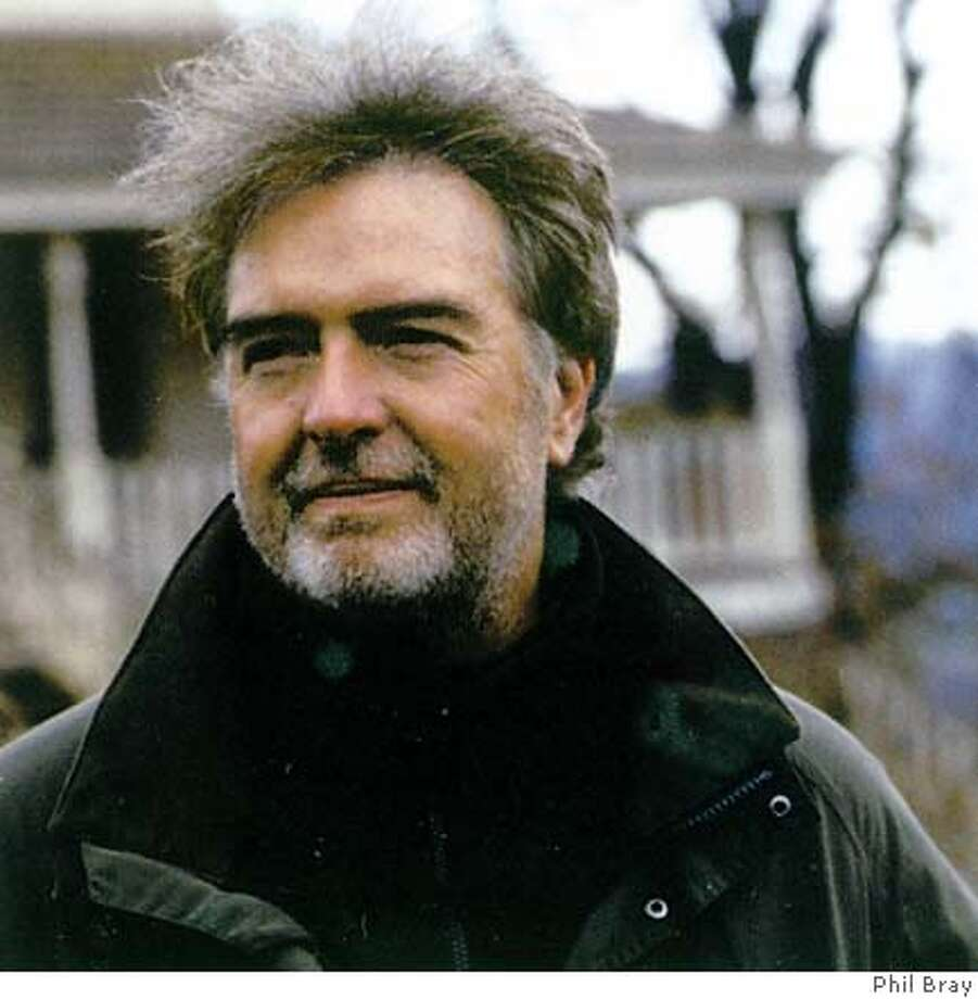 "Charles Frazier won the 1997 National Book Award for ""Cold Mountain."" Photo by Phil Bray"