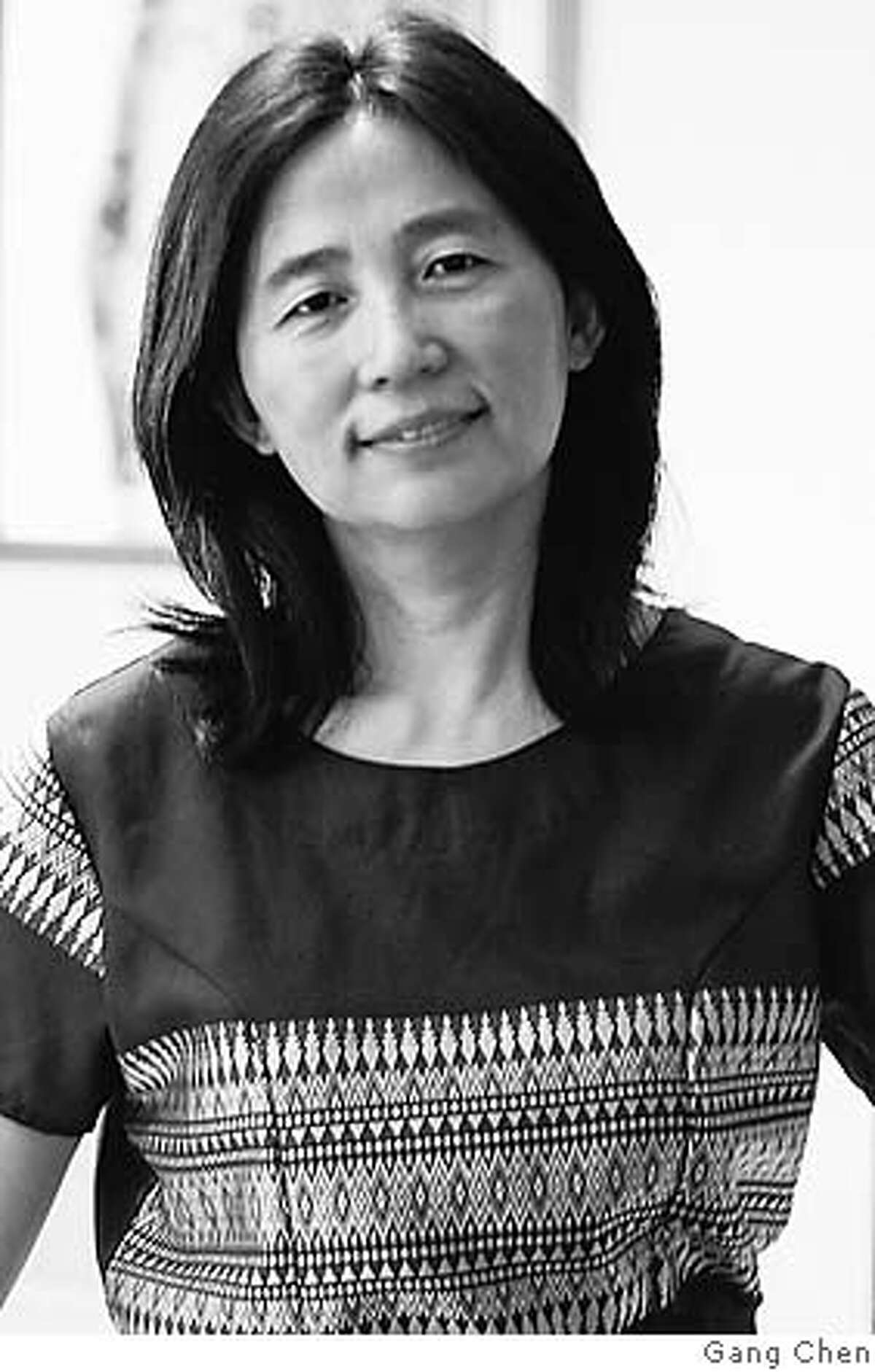 Emily Wu, co-author of