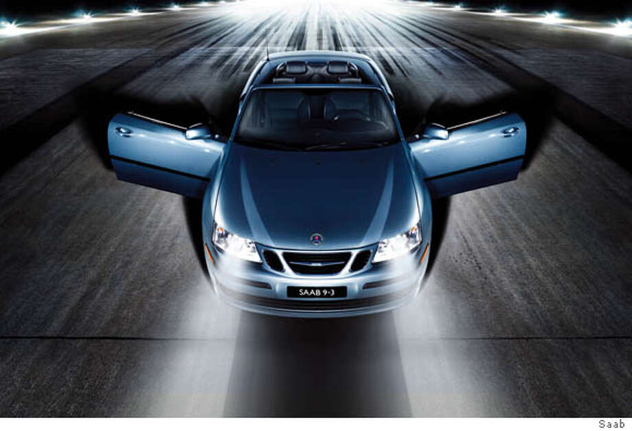 Saab 9-3 Aero. Photo courtesy of Saab