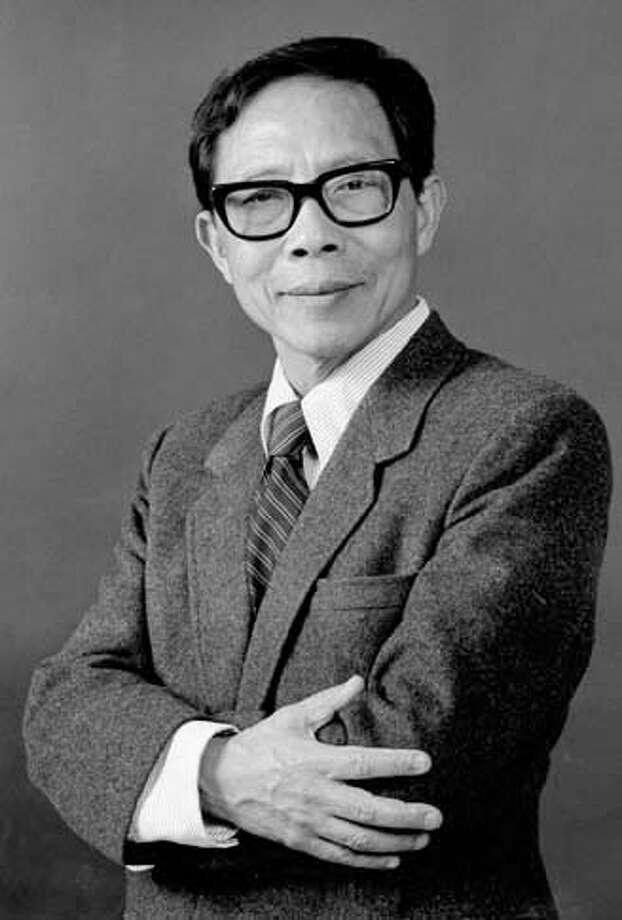 UC Davis history prof K.C. Liu. Foremost 19th century Chinese historian dies. Photo: N