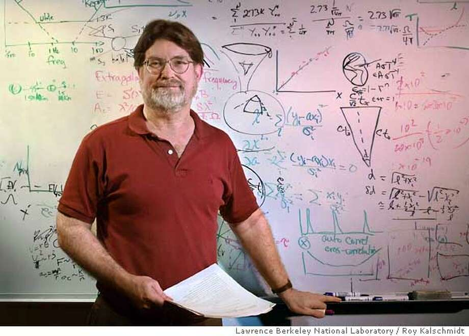 Cosmologist and astrophysicist George Smoot, winner of the 2006 Nobel Prize in Physics along with John Mather, is seen in an undated handout picture provided by the Lawrence Berkeley National Laboratory on October 3, 2006. Smoot, who is a professor of physics at the University of California, Berkeley, won for work on cosmic radiation which helped pinpoint the age of the universe. NO ARCHIVES EDITORIAL USE ONLY REUTERS/Roy Kalschmidt/Lawrence Berkeley National Laboratory/Handout Photo: HO