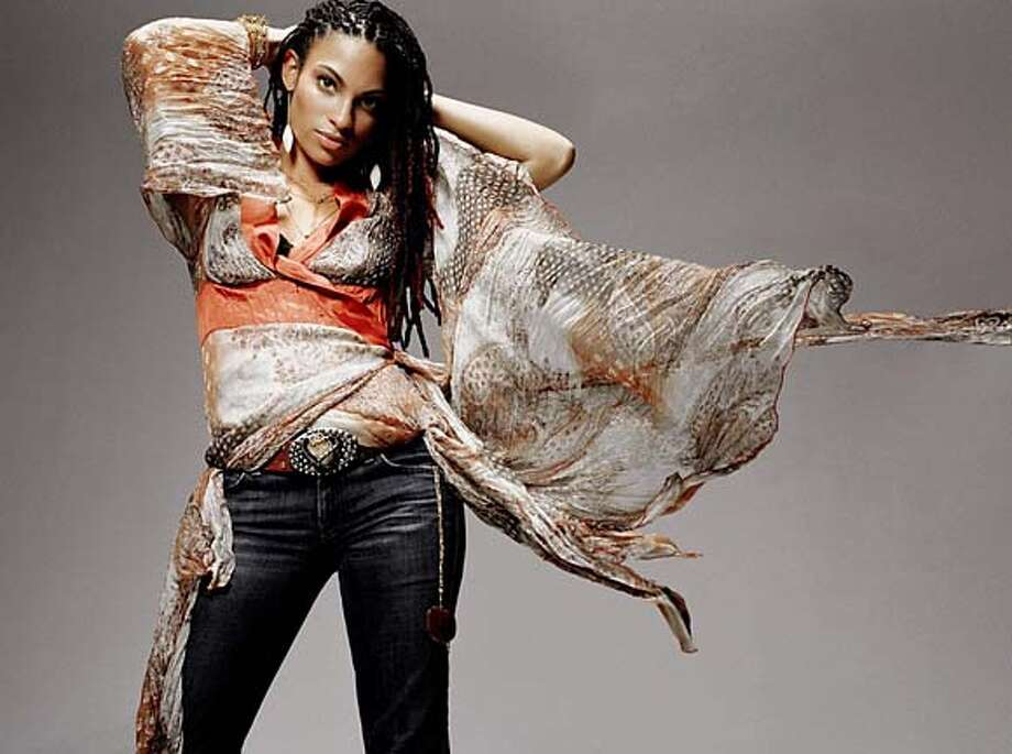 Goapele ALSO Ran on: 12-28-2005  Oakland-based singer-songwriter Goapele will perform tonight at the Mezzanine in San Francisco. Photo: Ho