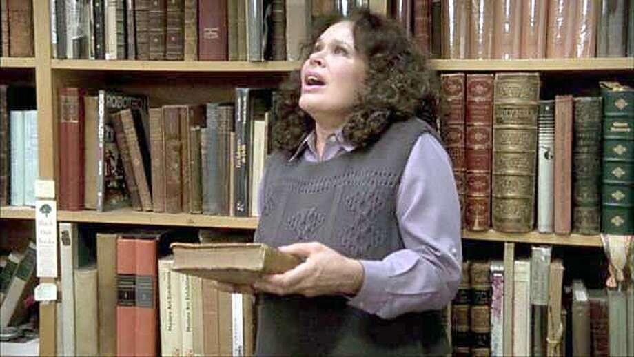 "Karen Black in ""Read You Like a Book"""