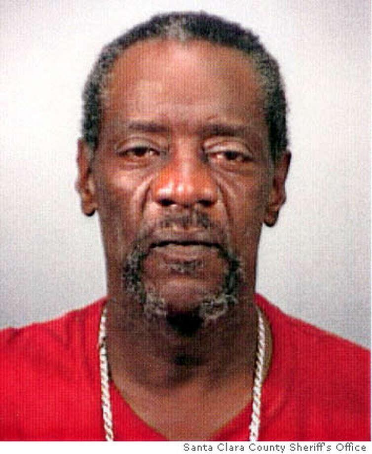 Timothy Brown. Photo courtesy of Santa Clara County Sheriff's Office