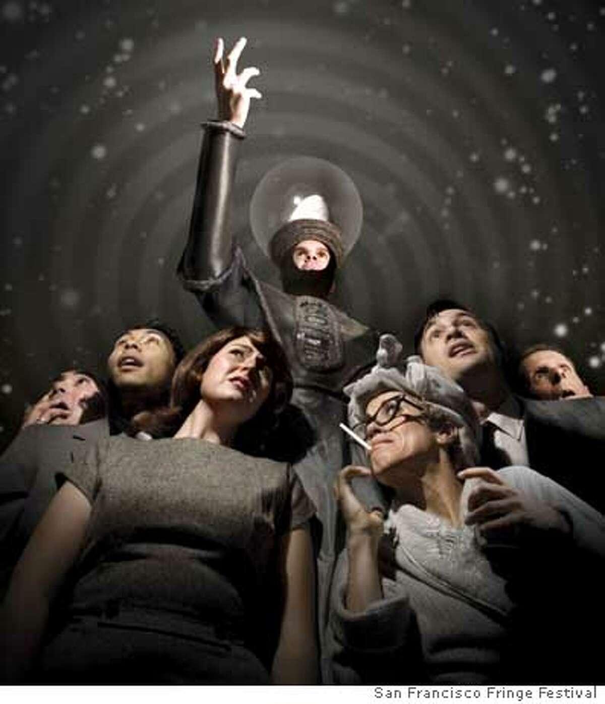 Dr. Emile's Theatre Tremendo production of