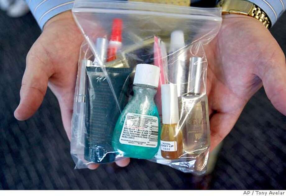Feds Ease Restrictions On Liquids In Carry Ons Fliers