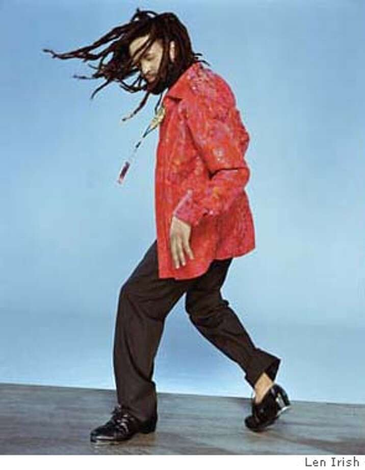 last chance perform  Caption: Savion Glover tap dances to the classics by Bach, Vivaldi, Mozart, Mendelssohn, Dvořák, and Bartók in Classical Savion this Friday.  Credit: Len Irish Photo: Len Irish
