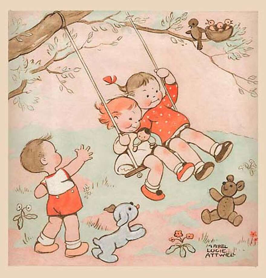 The Cartoon Art Museum celebrates a century of children's book illustrations. Photo from the Cartoon Art Museum