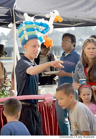 Hot air balloon inventors gallery