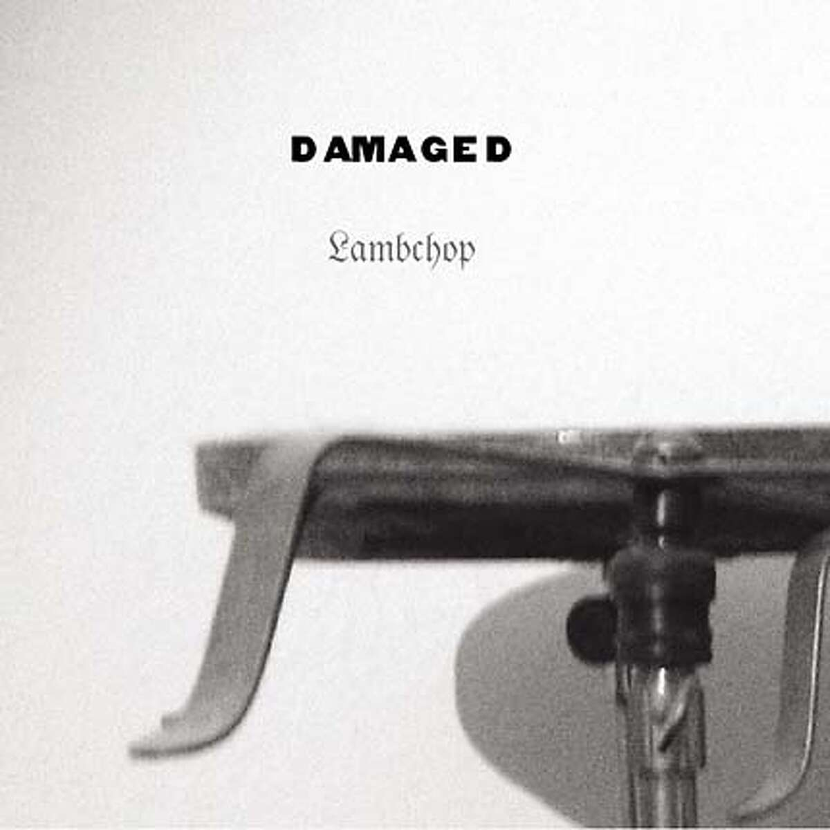 cover of Lambchop's new album called damaged