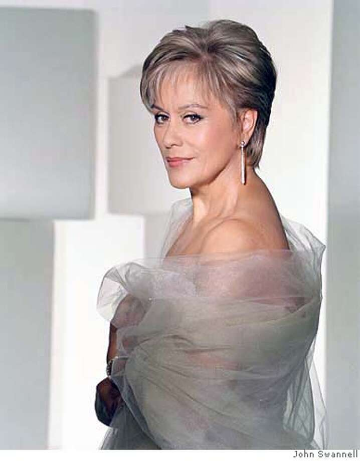 kiri23080.JPG  Kiri Te Kanawa, soprano Operatic legends Kiri Te Kanawa at Cal Performances September 21, 2006. PHOTO: JOHN SWANNELL Photo: PHOTO: JOHN SWANNELL