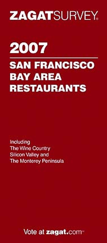 whats20_zagat_PH 066.JPG Cover of the new Zagat Survey's 2007 Restaurants guide. Credit: Courtesy of Zagat