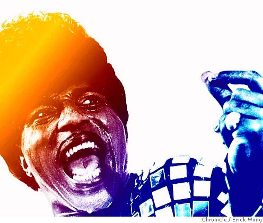 The tall man whose shriek has been heard 'round the world-Little Richard is rock's true king